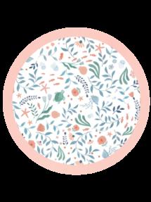 Pello Bloom Floor Pillow