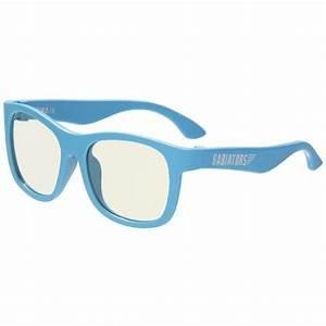 Blue Light Blocking Glasses- Navigator- Blue Crush 6+