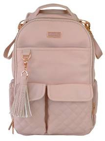 Boss Backpack- Blush