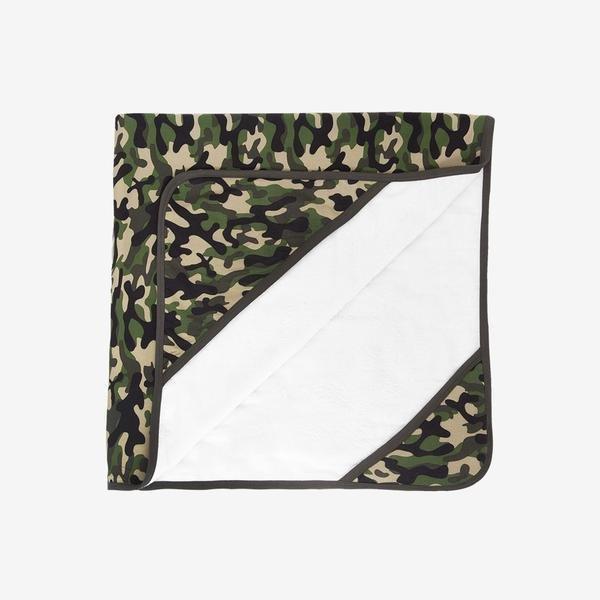 Hooded Towel Cadet Camo