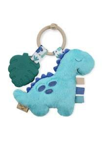 New Dino Itzy Pal? Plush + Teether