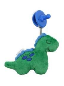Dino Sweetie Pal? Pacifier & Stuffed Animal