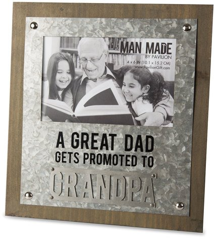 Great Dad Gets Promoted to Grandpa Frame