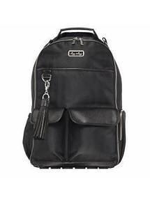 Boss Bag Black Harringbone