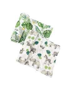 Classic Muslin Swaddle Blanket Set