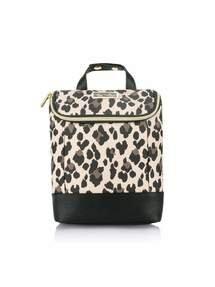 Itzy Ritzy - Leopard Chill Like A Boss-Bottle Bag