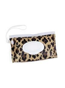 Take And Travel Pouch- Leopard
