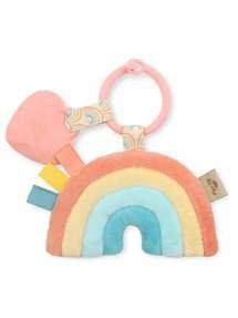 New Rainbow Itzy Pal? Plush + Teether