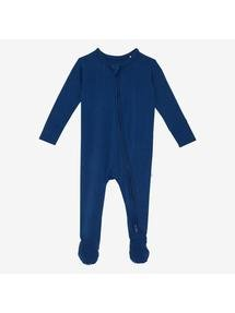 Posh Peanut 2020 Fall Core Sleepers 9-12M Sailor Blue