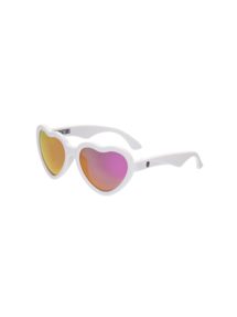 Babiators - The Sweetheart Heart - Polarized With Mirrored Lens 0-2Y