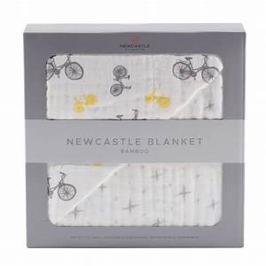 Newcastle Classics - Vintage Bicycle And North Star Newcastle Blanket Default