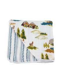 Classic Muslin Blanket