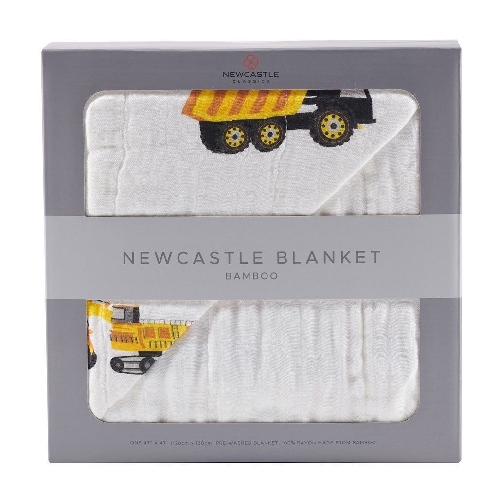 Newcastle Classics - Yellow Digger And White Newcastle Blanket - New! Default