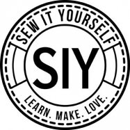 SIY Sew It Yourself
