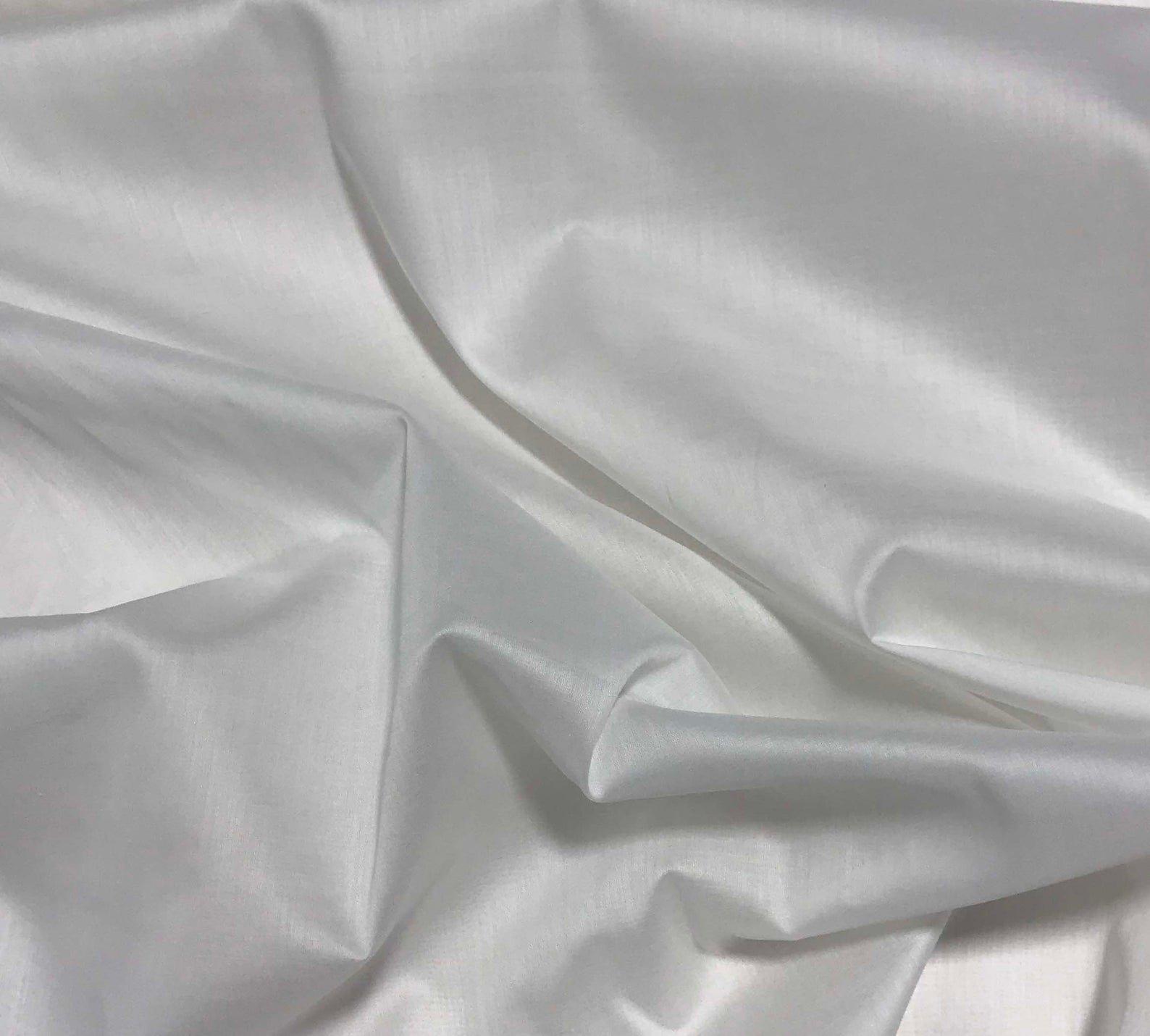 Nelona Swiss Pima Batiste, White by Spechler-Vogel