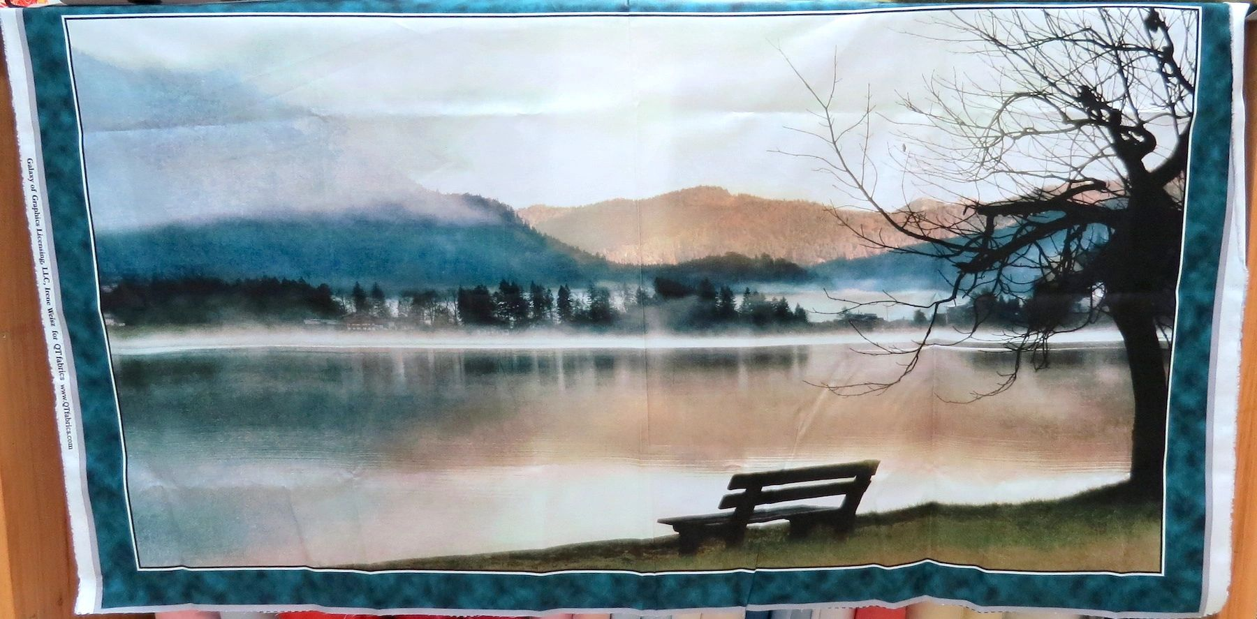 Tranquil Lake Quilt Kit