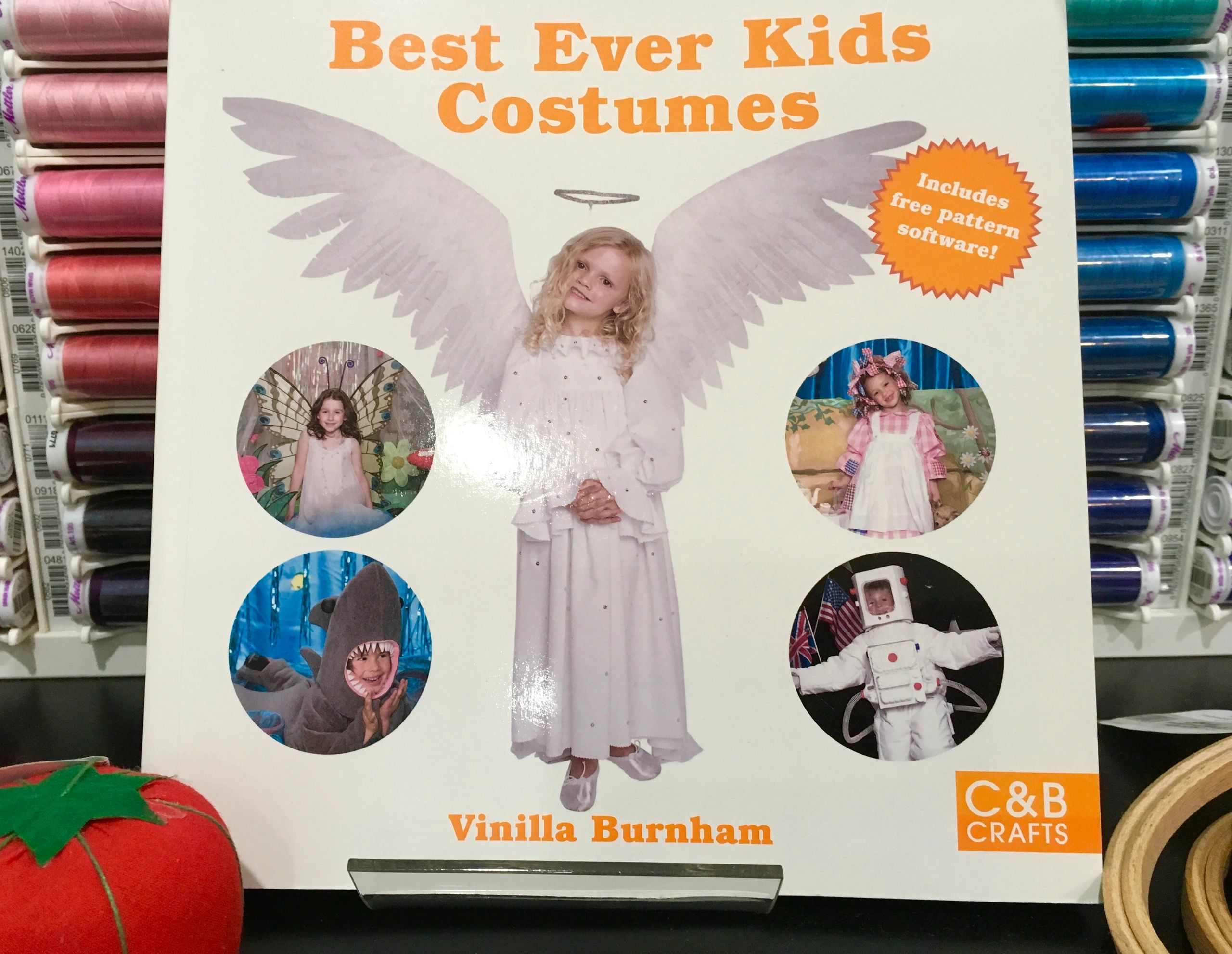 Best Ever Kids Costumes Book