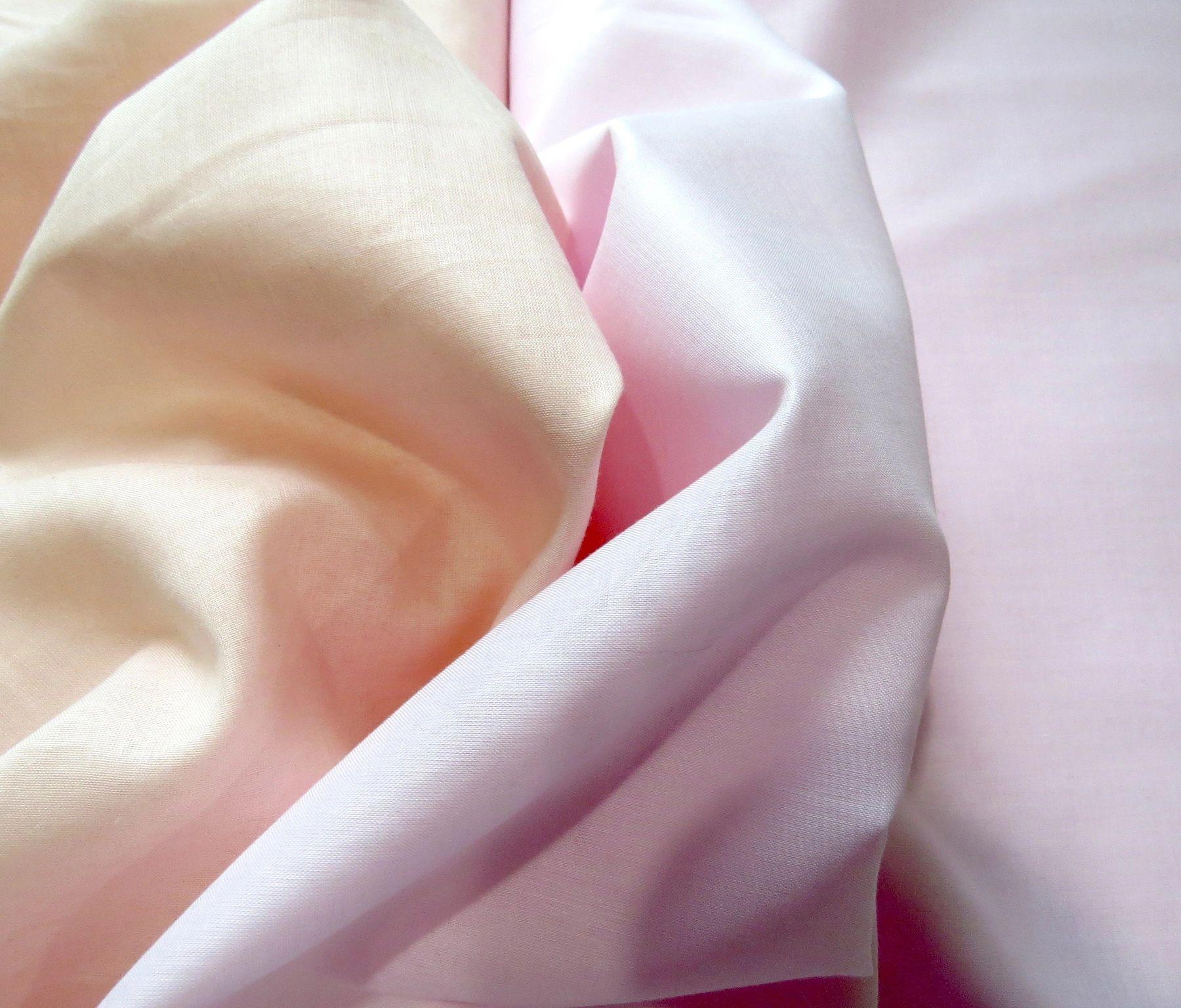 Pink Swiss 100% Cotton Batiste