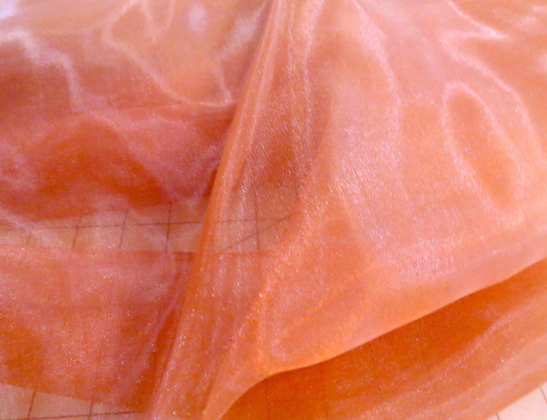 Copper Organza by Calvin Klien Polyester