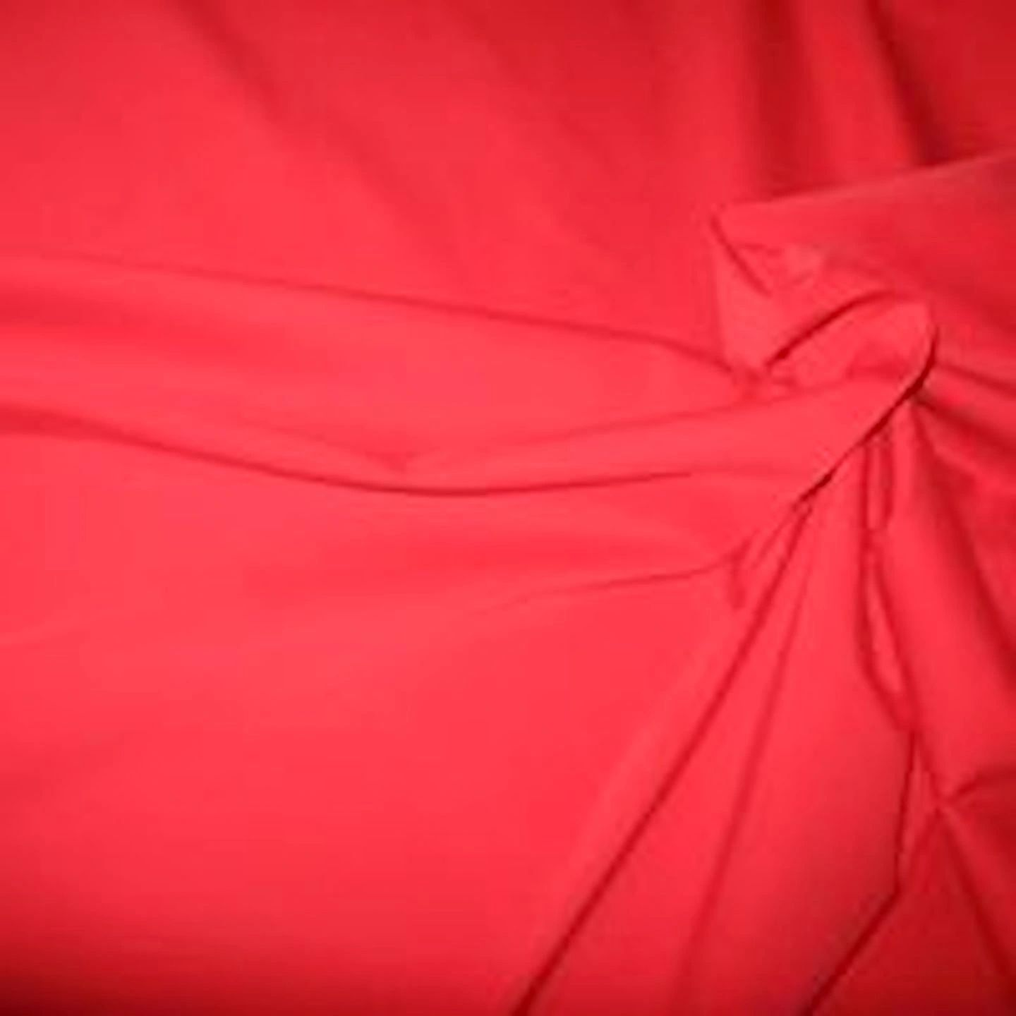 Theory Red Cotton Blend