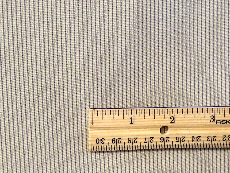 Striped Tan Stretch Cotton by Marc Jacobs