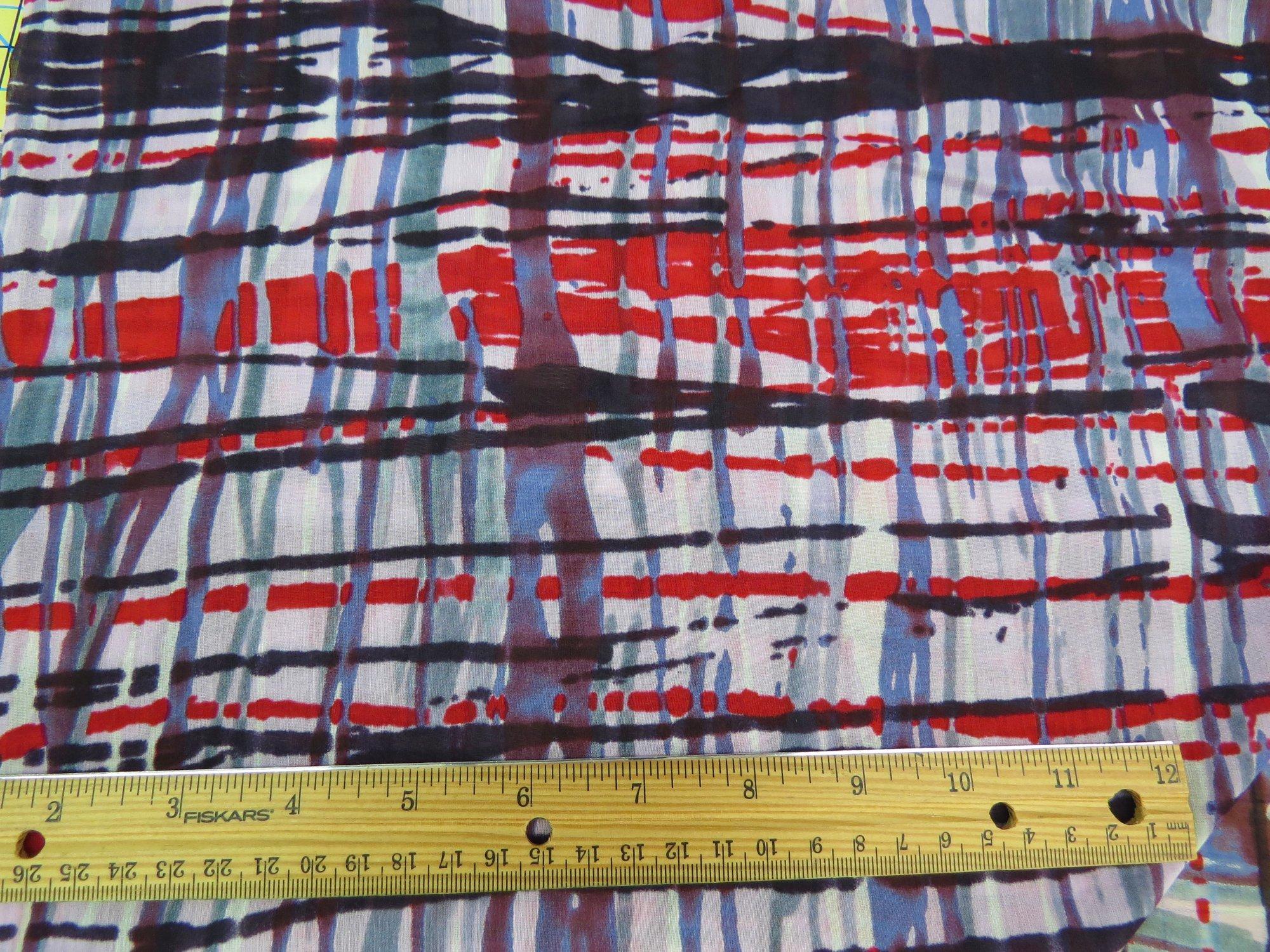 Modern Stripes Ellera Silk Blend