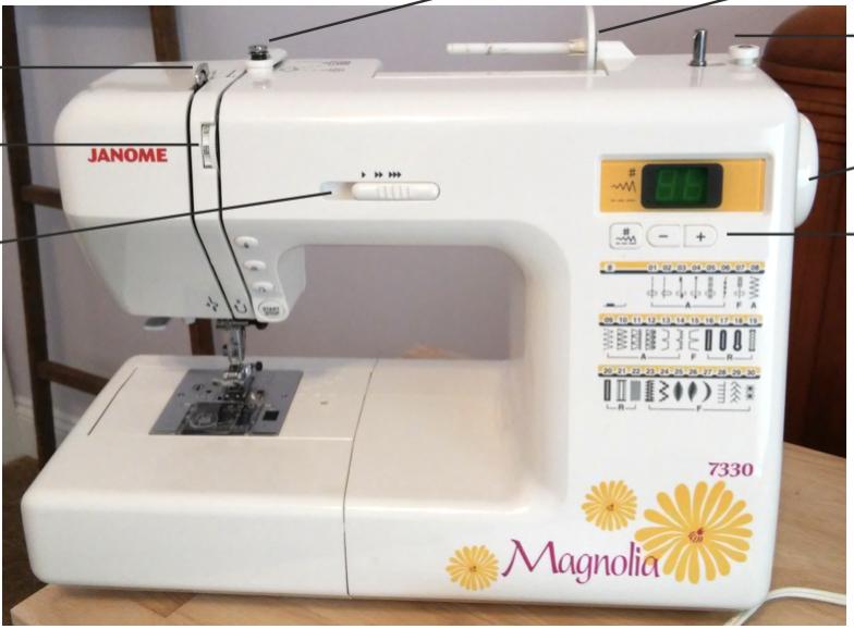 Sewing Machine Rental