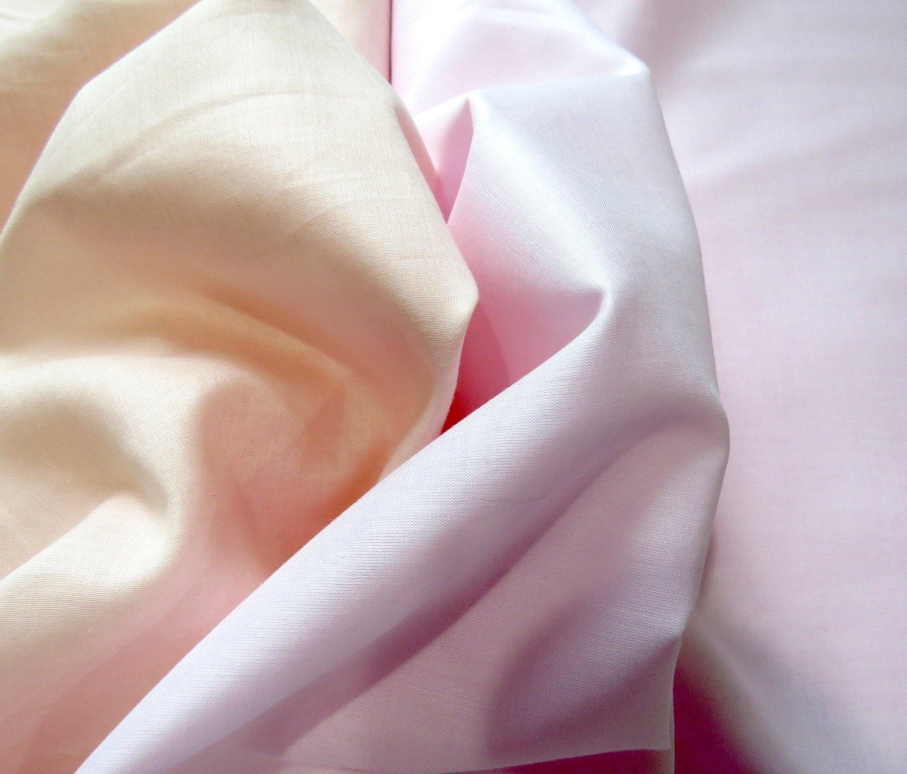 Peach Swiss Cotton Batiste by Spechler-Vogel