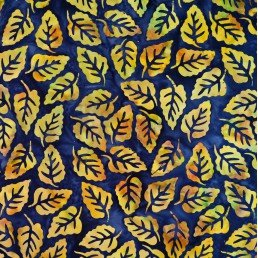 Winter Leaves Mirah Batik
