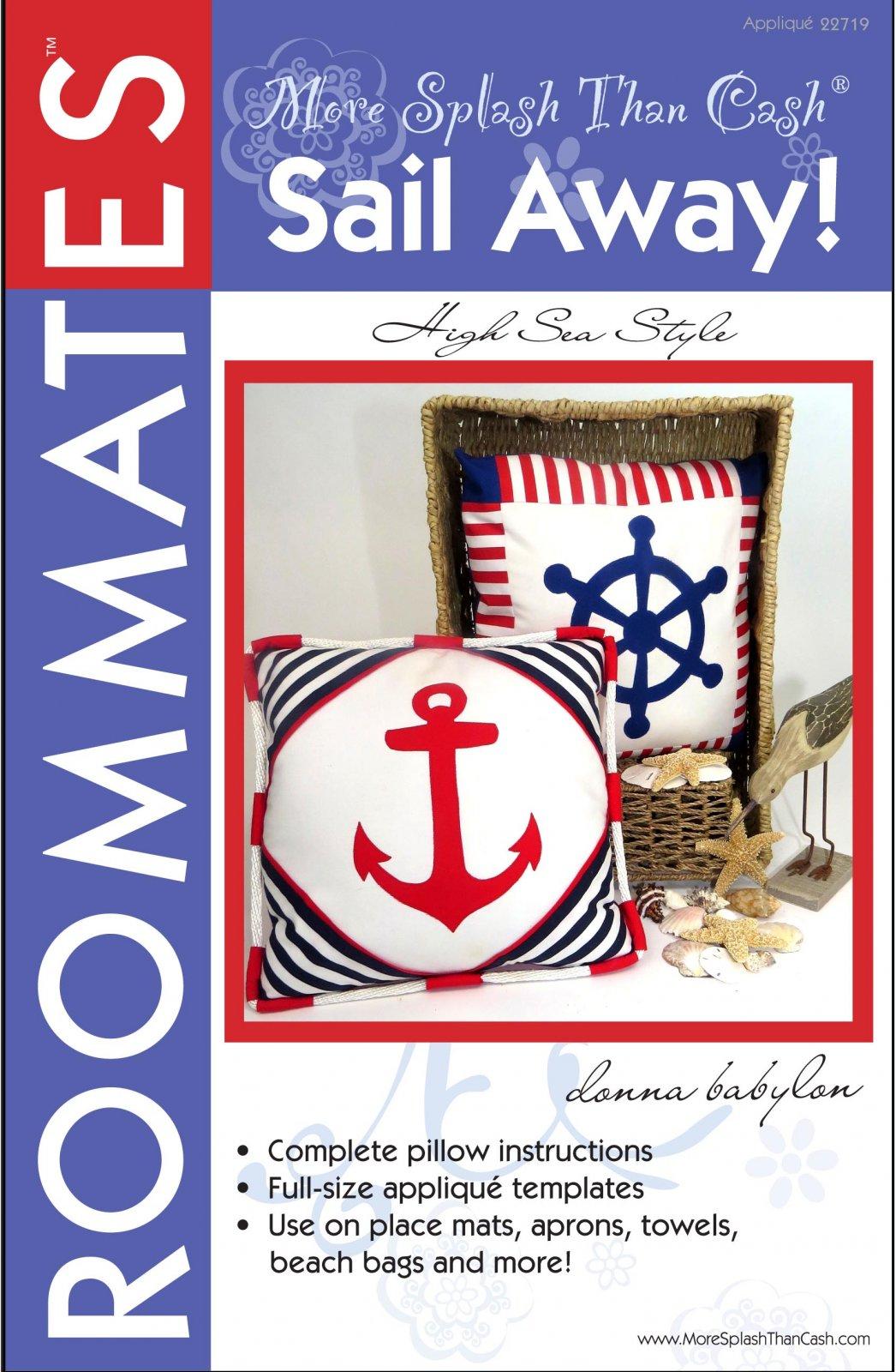 Sail Away! Instant Download PDF