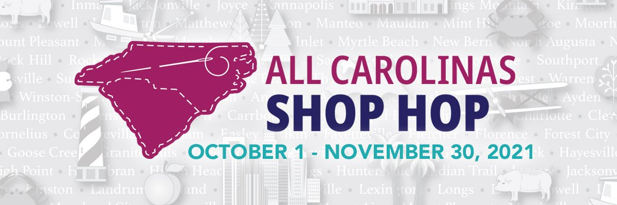 All Carolinas Shop Hop Magazine PRESALE