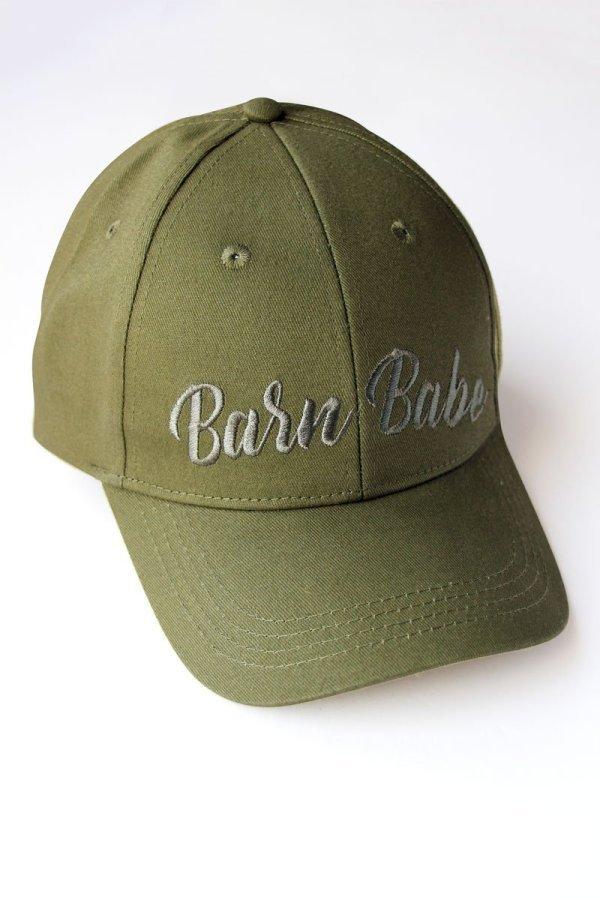 BARN BABE RINGSIDE HAT