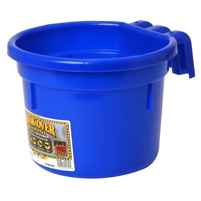 HOOKOVER FEED  PAIL 8QUART