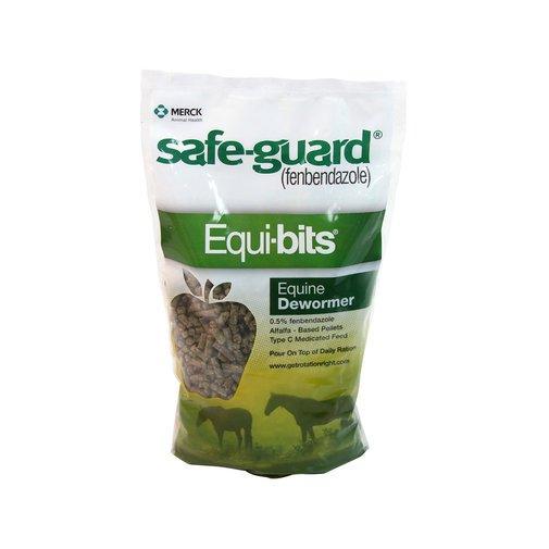 SAFE-GUARD EQUI BITES DEWORMER