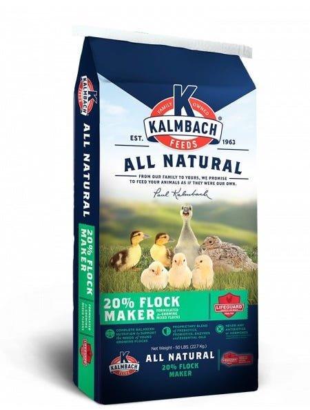 KALMBACH FLOCK MAKER 20% ALL NATURAL