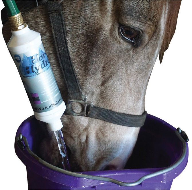 HORSE HYDRATOR-WATER FILTER SYSTEM