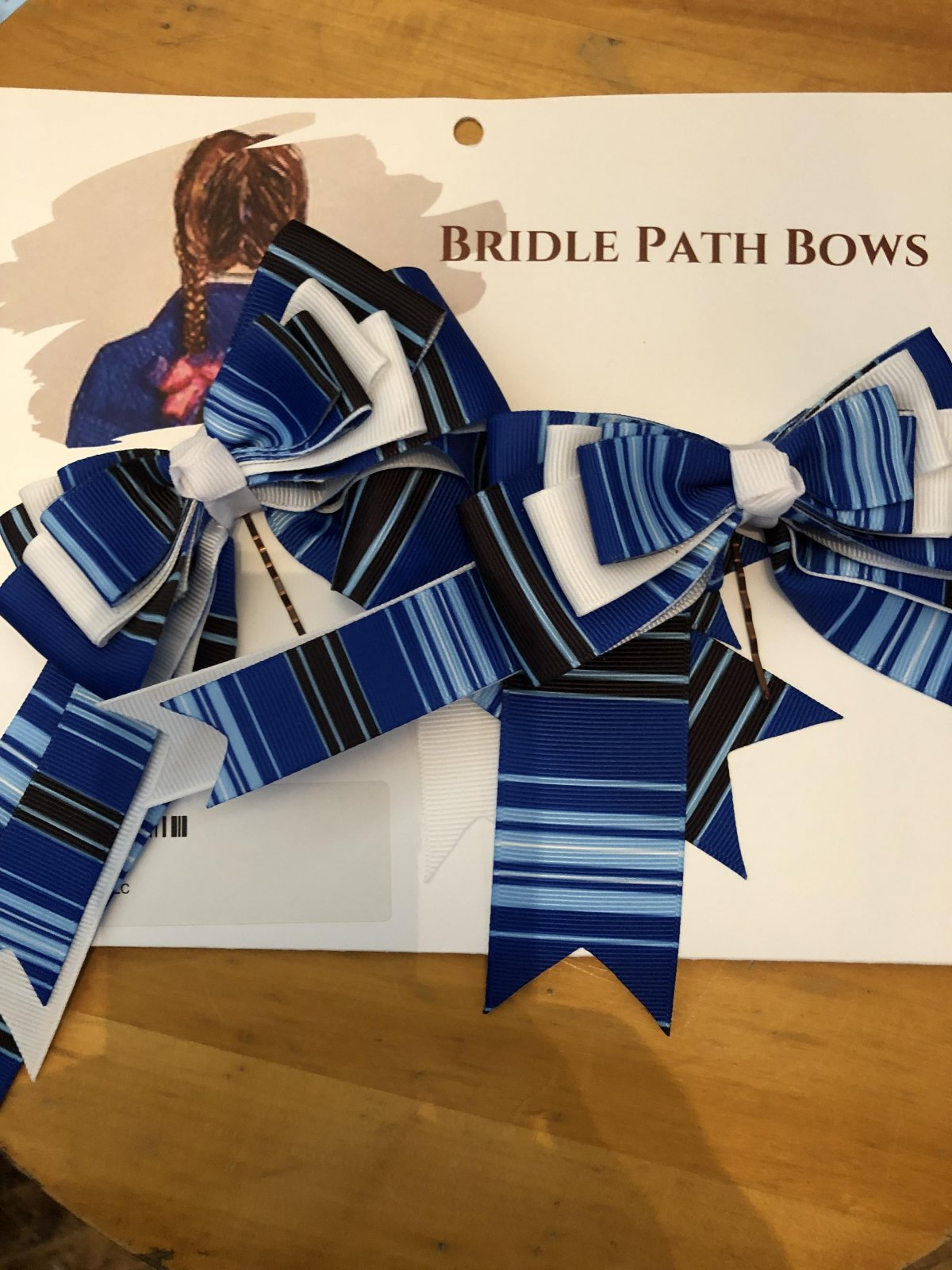 BRIDLE PATH BOWS