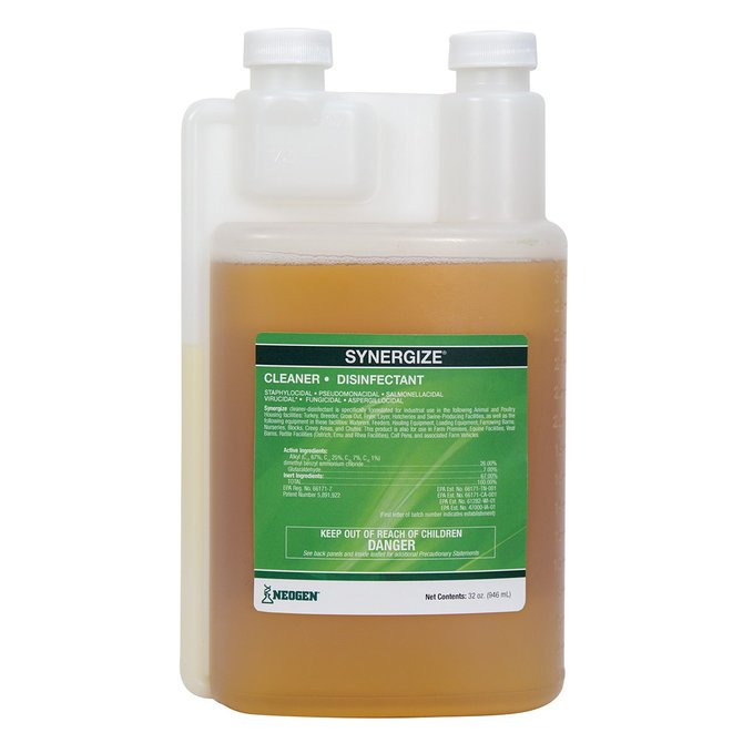 SYNERGIZE DISINFECTANT