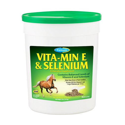 VUTA-MIN E & SELENIUM ANTIOXIDANT SUPPLEMENT