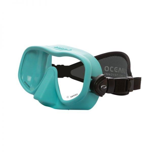 Shadow Mini Mask Sea Blue Neo Strap