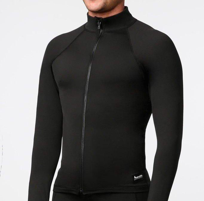 Polyolefin Top Long Sleeve Front zip