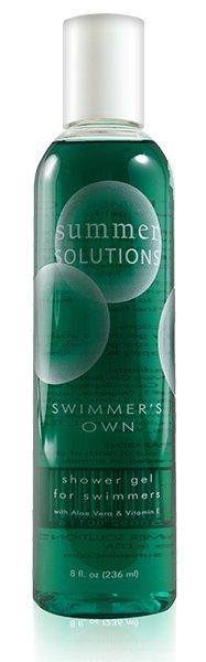 Swimmers Own Shower Gel