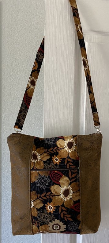 Redwood Tote August Class