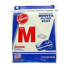 BAGS, HOOVER TYPEM 3PK            (QQ-3)
