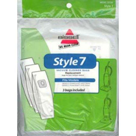 BAGS BISSELL STYLE 7 3PK (VV-2)