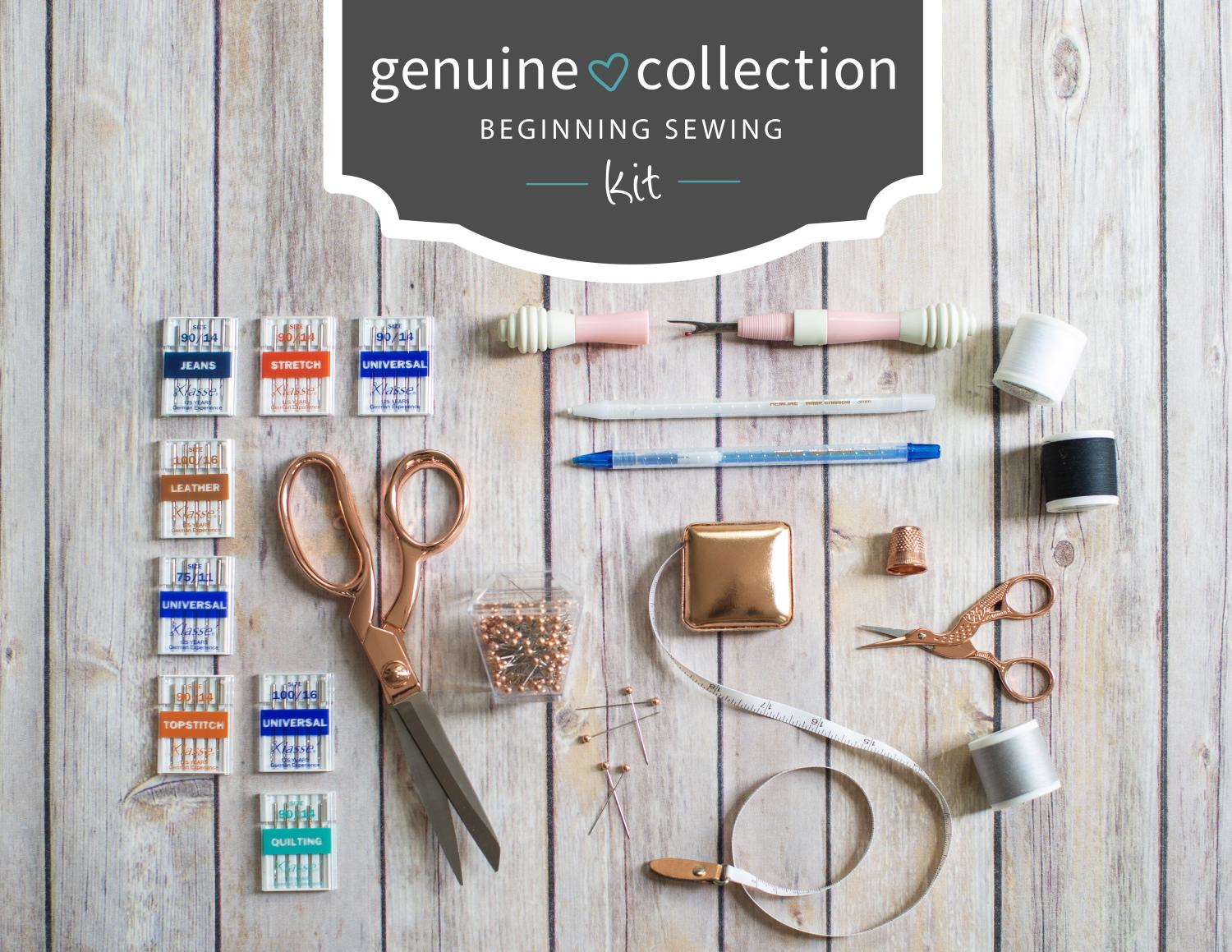 BABY LOCK GENUINE COLLECTIONSEWING KIT