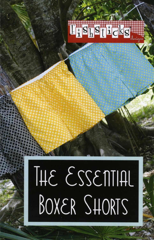ESSENTIAL BOXER SHORTS