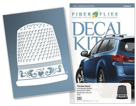 THIMBLE  DECAL