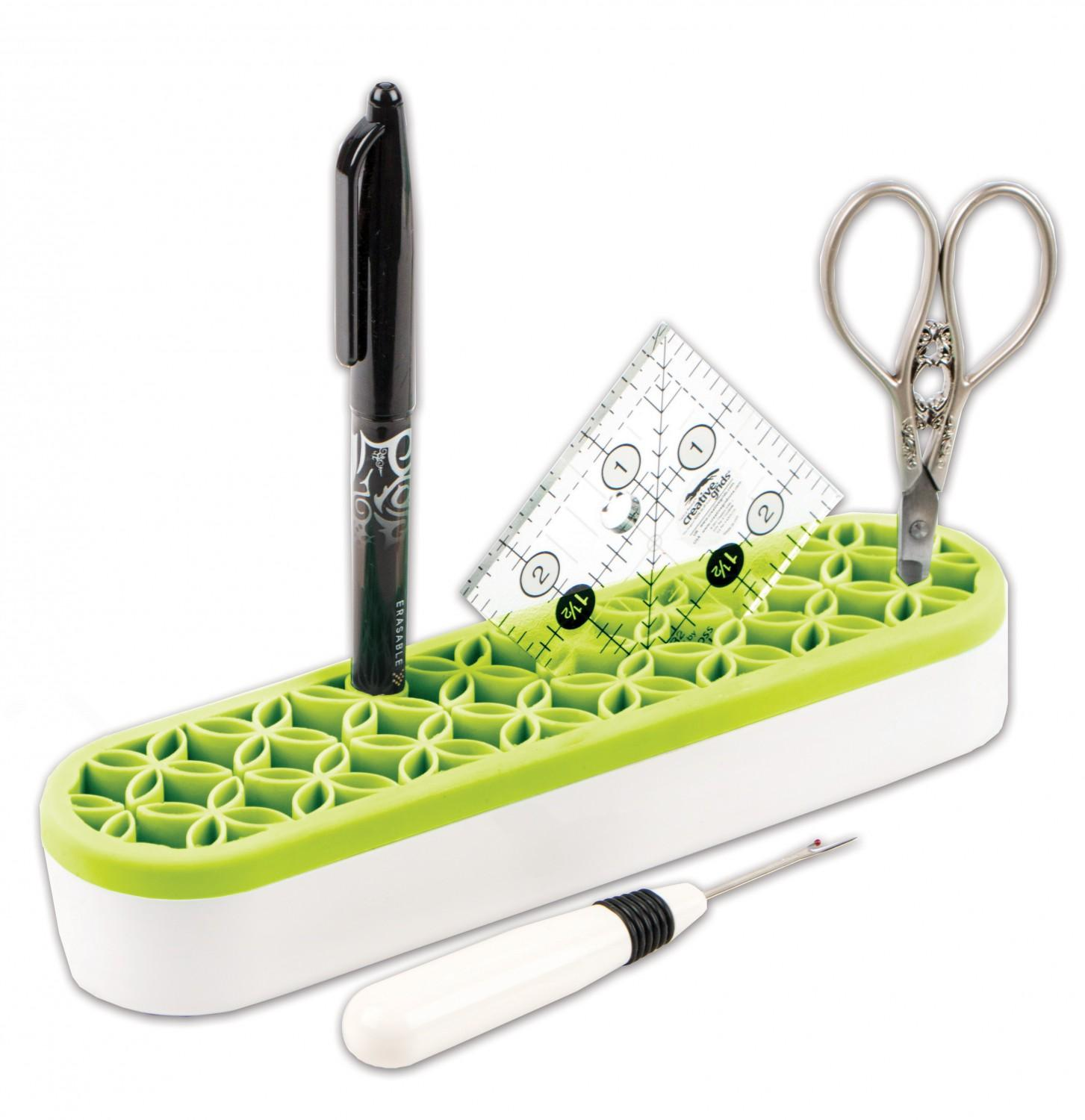 Oh Sew! Organized Stash 'n Store - Lime    ISE-738
