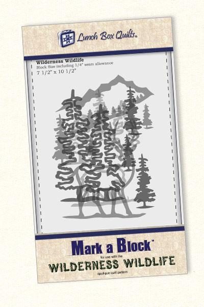 Mark-A-Block Wilderness Wildlife    MB-WW-1